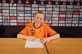DEM-talent Ilyes Mekkaoui naar FC Volendam