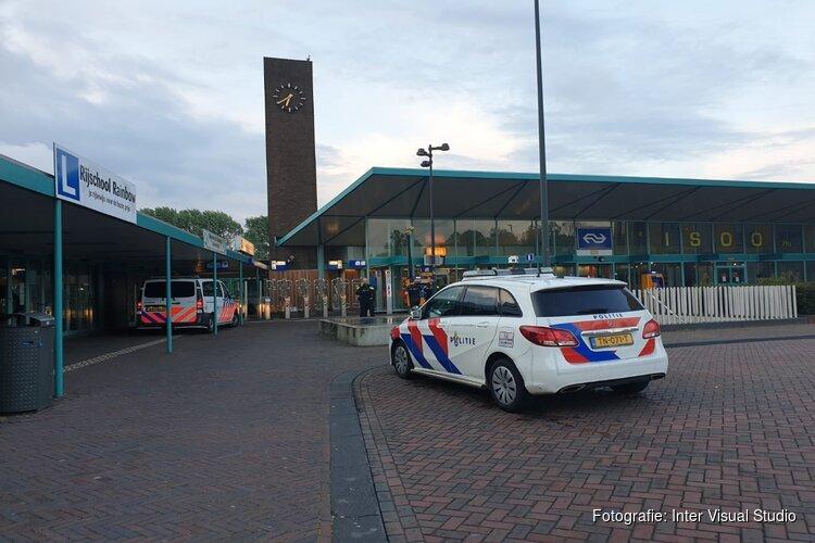 Gewonde bij steekpartij station Beverwijk, twee verdachten aangehouden