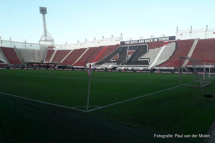 Profvoetbal vanaf 1 september, maar nog zonder publiek?