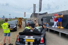 Drive in Take Away bij Vuurlinie Events met PAW Patrol