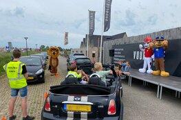Drive in Take Away bij Vuurlinie Events met PAW Patrol