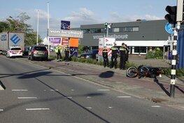 Motorrijder gewond in Beverwijk