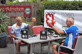 Dubbele wielerprimeur in Beverwijk een groot succes