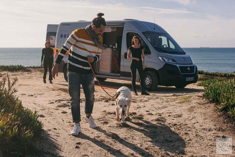 Camper roadtrip met je huisdier