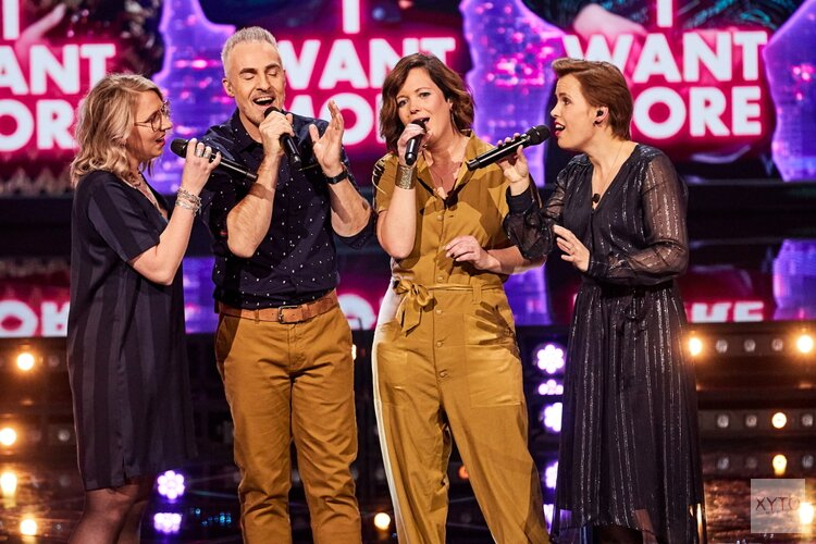 Angels Rule, bekend van tv-programma 'We Want More'