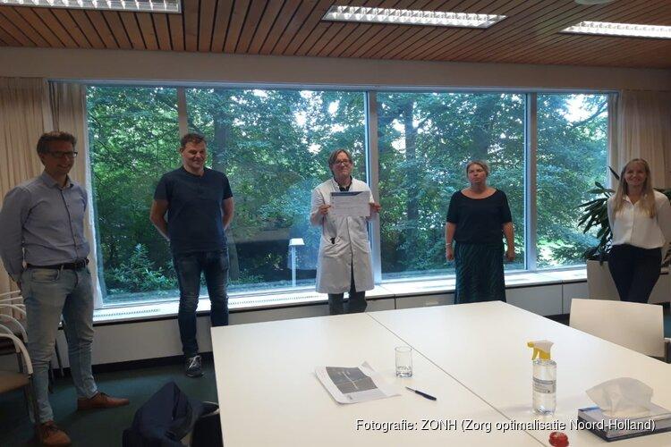 Zorginstanties in Midden-Kennemerland tekenen intentieverklaring om medicatieveiligheid te verbeteren