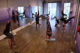 Paal Sport Workshop met wereldkampioene in Corona-tijd