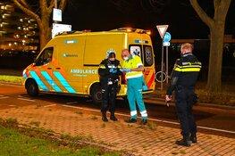 Fietser onder invloed gewond bij aanrijding met auto in Beverwijk