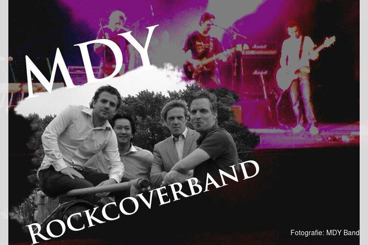 MDY Band brengt rock, funk en soul naar Café Lokaal