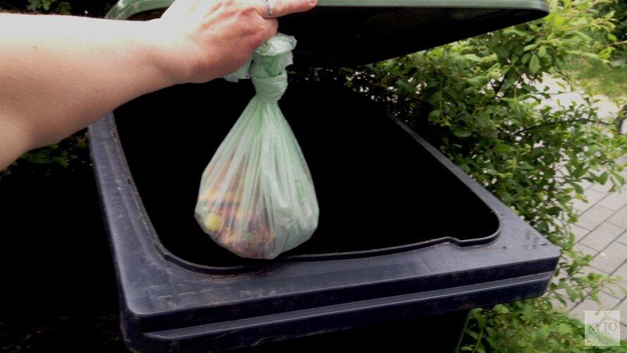 Proef afvalscheiding in Heemskerk