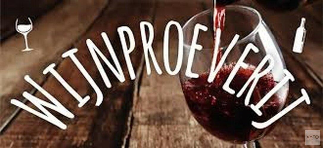 22 Februari organiseren we een  wijnavond