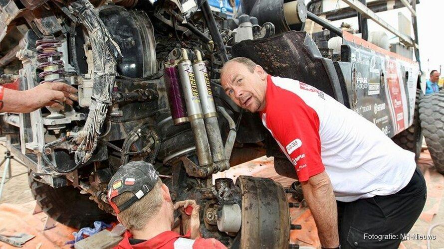 Snelste Nederlander Gert brengt 'Dakar-gevoel' naar Beverwijk