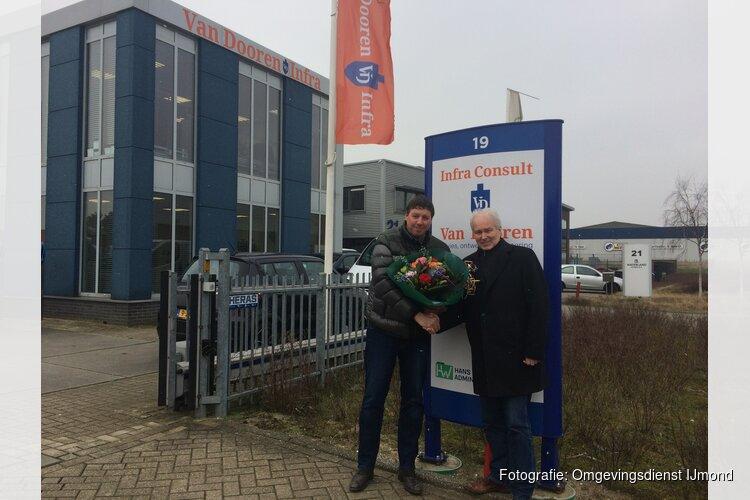 Infra Consult Van Dooren zet de eerste duurzame stappen van project Kagerweg Energiepositief
