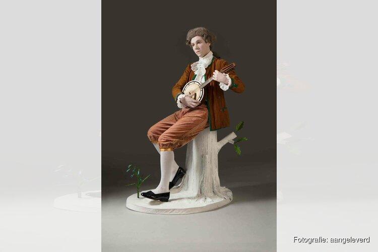 Steef de Jong vindt operette opnieuw uit in Orfeo