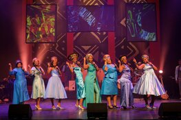 Spetterende show in Afrikaanse sferen