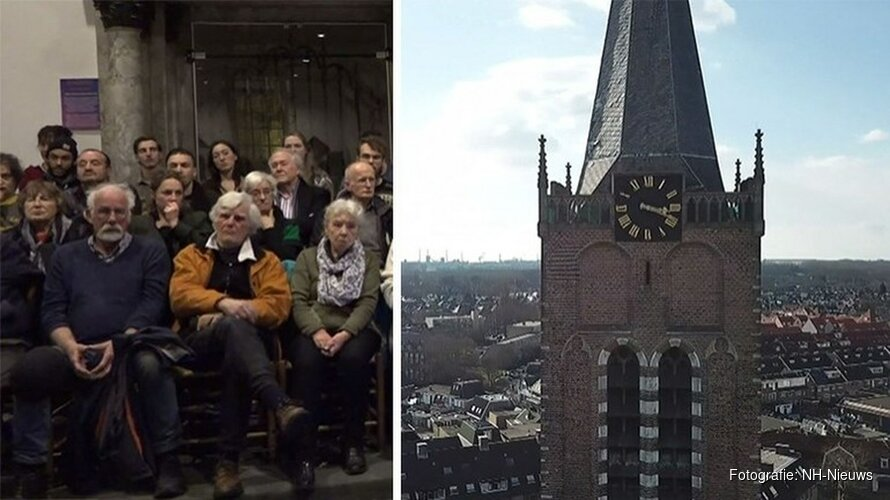 Van godshuis naar huiskamer: vrijwilligers willen Grote Kerk van Beverwijk kopen