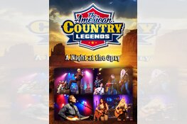 Muzikale reis langs Country en West Coast wereldhits