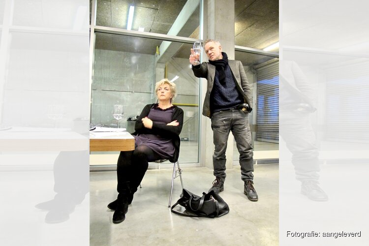 Ronald Top en Marianne Tidemann samen in Spiegels