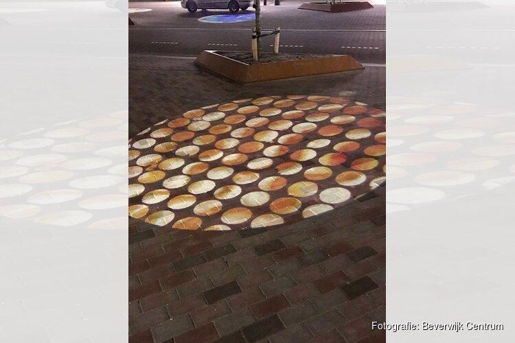 TAPIJTEN VAN LICHT in de Breestraat: kunstproject met lichtprojecties