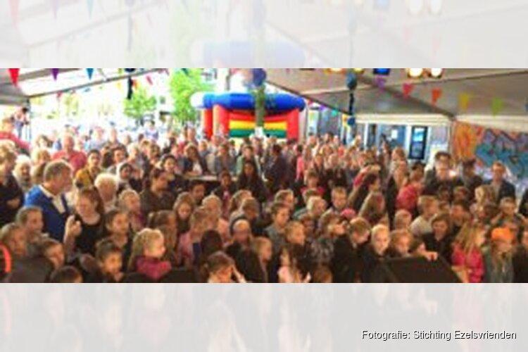Negende editie van Erik festival in De Nozem en de Non