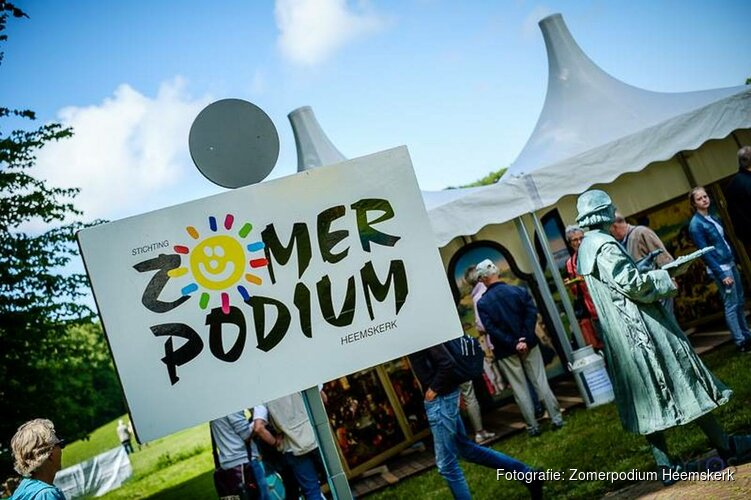 Zomerfestival Marquette op zondag 15 juli 2018