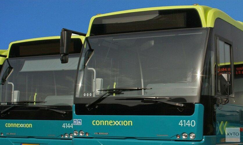 Busvervoer donderdag in groot deel Noord-Holland plat door staking