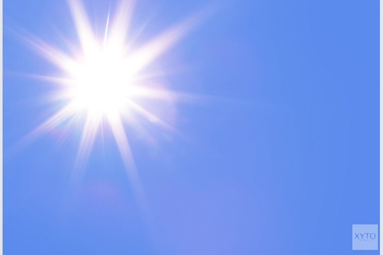 """Dompel je onder in de zomer: """"Het wordt prachtig weer"""""""
