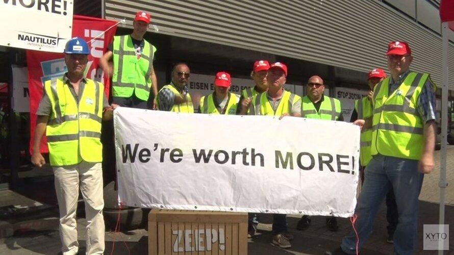 Geen duidelijkheid over ontslagen na protest Paragon: nieuwe demonstratie wordt beraad