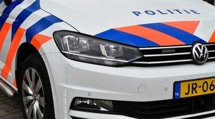 Wilde achtervolging door Uitgeest en Heemskerk eindigt met crash en arrestatie