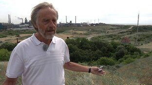 """Architect wil nieuwe stad op locatie Tata Steel: """"Last van die stinkfabriek"""""""