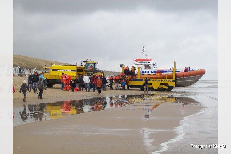 KNRM in gesprek met burgemeester na zoveelste incident strandopgang Wijk aan Zee