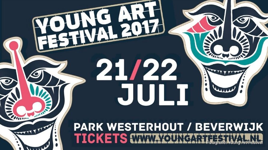 Young Art Festival treft maatregelen vanwege droogte en roept bezoekers op te helpen