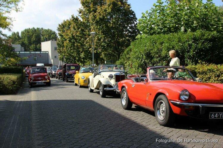 Gezocht deelnemers old/youngtimerrit Hartekamp Groep Heemskerk
