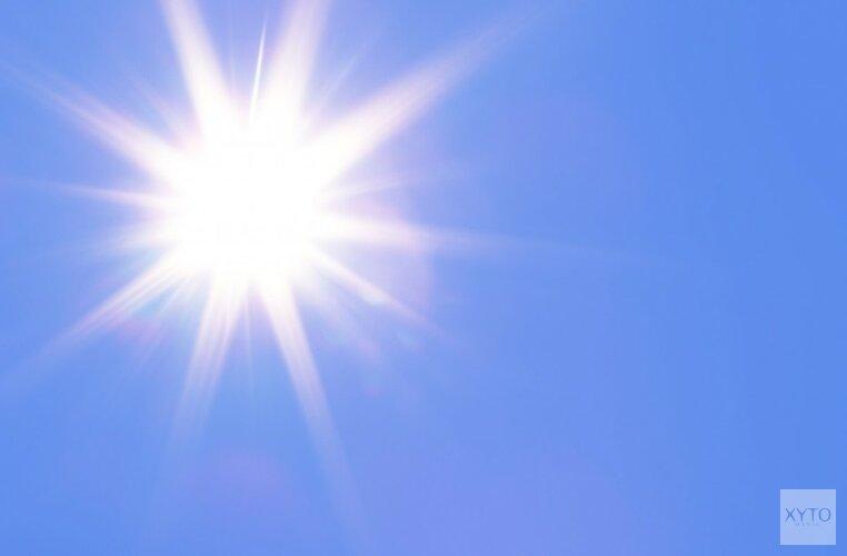 Zet je schrap! Dinsdag opnieuw warm in Noord-Holland