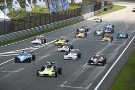 Historic Grand Prix Zandvoort ongekend historisch race- en demospektakel