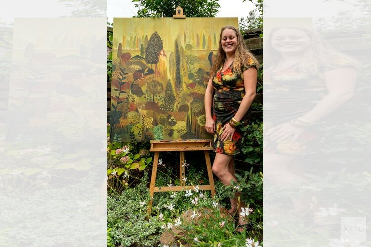 Expositie 'The garden of my soul' door Marloes Bloedjes