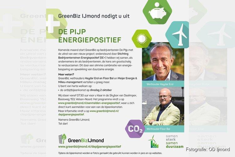 De Pijp Energiepositief op 2 oktober van start met ontbijtbijeenkomst