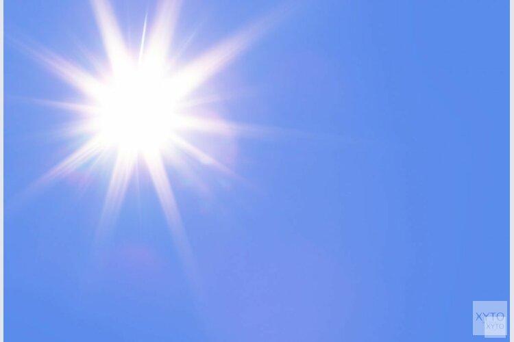 Ideaal terrasweer vandaag: boven de 20 graden met zon