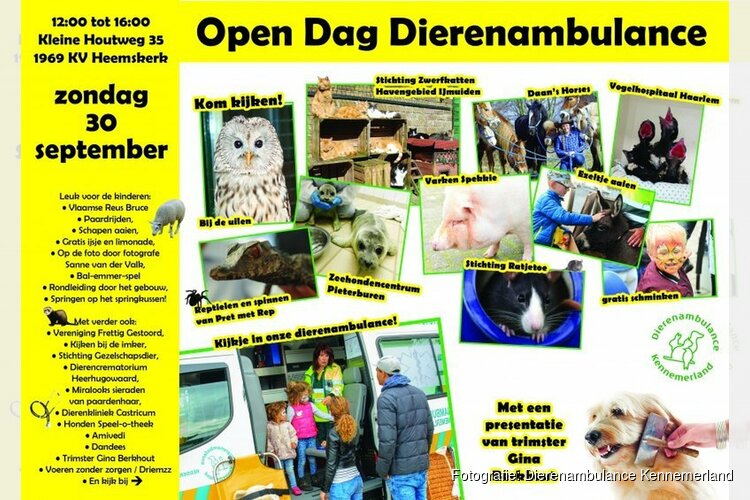 Open Dag DAK 30 september