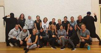Sport verbindt vrouwen in Beverwijk