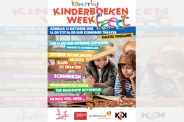 Kinderboekenweekfeest in het Kennemer Theater