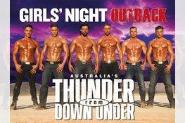 Australia's Thunder From Down Under komt naar Beverwijk!