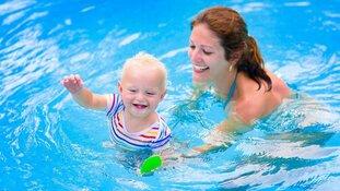 Kindermiddag in Sportfondsenbad Beverwijk