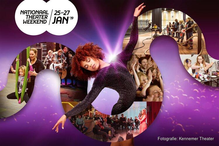 Verkoop 'Blind Dates' Nationale Theaterweekend van start in het Kennemer Theater