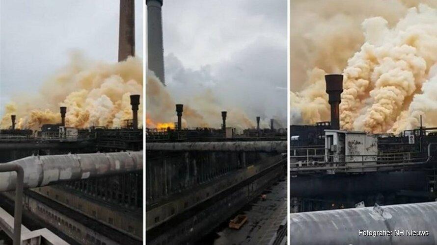 Tata Steel v.s. Omgevingsdienst: wie was nalatig bij melding gele rookwolken?