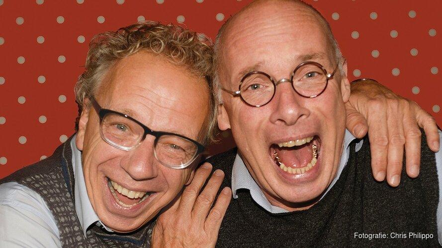 Een nieuw tragikomisch toneelstuk in het Kennemer Theater over ouder worden in een snelle maatschappij