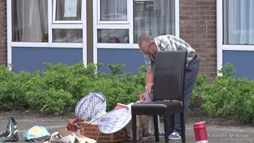 Gemeente Beverwijk bindt strijd aan met afvaldumpers