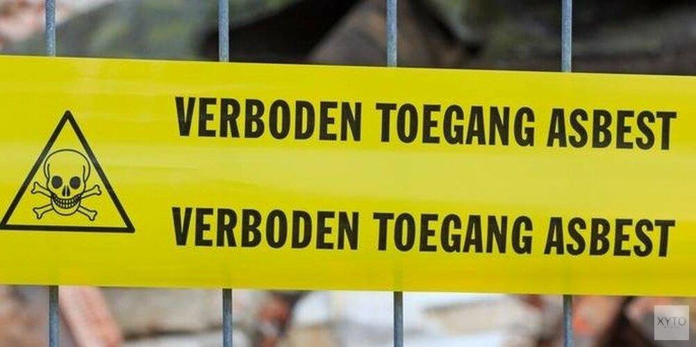 Onderzoek naar asbest in bodem Middenveld Binnenduin