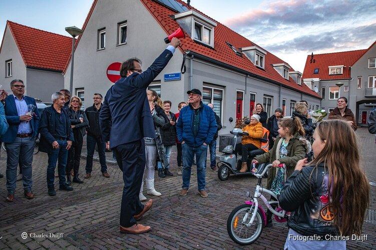 Sint Aagtendorp ondergaat metamorfose; 143 huurders wonen energiezuiniger met energielabel A