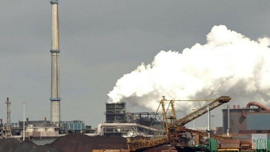 RIVM gaat grafietregens bij Tata Steel onderzoeken